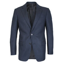 Armani Collezioni - Blue/Black Check blazer- 48/UK38 - *NEW WITH TAGS* RRP £395