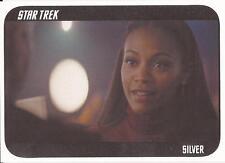 Star Trek Movie 2009 - No. 18 Silver Parallel Card #185/200