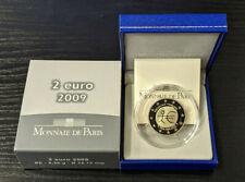 Monnaie de Paris Coffret Officiel BE 2€ Euros 2009 10e anniversaire de l'U.E.M