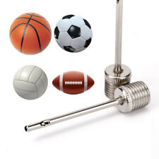Steel Sport Inflating Gas Needle Pin For Football Soccer Ball Air Pump Tool 30x