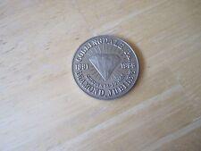 Collingdale, Pennsylvania Diamond Jubilee Medal 1891-1966