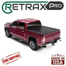 Retrax RETRAXPRO MX Retractable Bed Cover For 15-19 Sierra 2500 3500 6.5' Bed