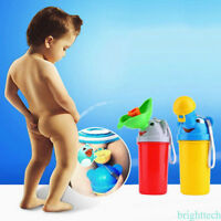 Portable Urinal Car Travel Kids Baby Toilet Potty Training Pee Camping Outdoor