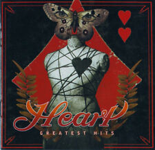 Heart Greatest Hits 1997 Collectible Very Good Not a music club CD