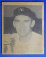 JOHNNY LINDELL 1948 Bowman #11 New York Yankees (vg+?)