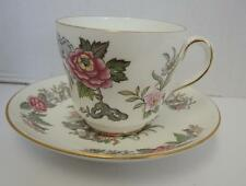 Wedgwood Cup & Saucer - Cathay Pattern