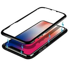 Apple iPhone XR 360° Magnet Schutzhülle Bumper Case Handy Schutz Hülle Tasche