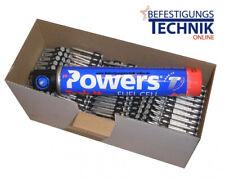 Betonnägel 2,6x25mm + Gas für Powers C3 Spit Pulsa 1000 Würth Diga CS1 Betonnagl