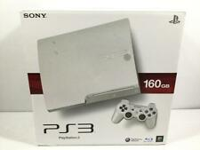 PS3 PlayStation3 160GB CECH-3000A white body limited JAPAN