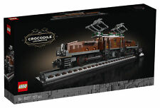 Lego 10277 - Train Creator - La Locomotive Crocodile