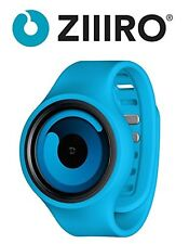 ZIIIRO Men's Gravity Hardened Mineral Crystal Quartz Analog Ocean Watch