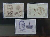 Luxembourg 2005 Anniversaries set MNH