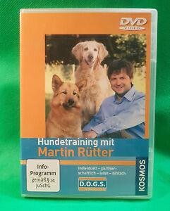 Hundetraining mit Martin Rütter | DVD | sehr gut KOSMOS