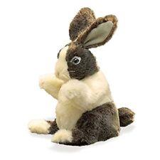 Folkmanis Baby Dutch Rabbit Hand Puppet