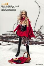 1/6 Phicen Limited PL2014-48 Deluxe Figure Female body Little Red Ridding Hood