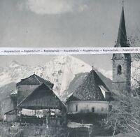 St. Georgen über Schenna - Südtirol - um 1950 (?) - selten!  O 23-2