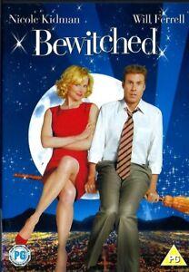 Bewitched (DVD 2005 - Nicole Kidman - Will Ferrell) T2TCDVD2591 C01