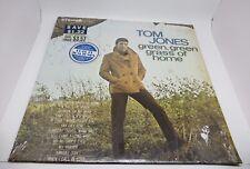 Tom Jones green, green grass of homePAS71009 LP 33 RPM Record Parrot 1967