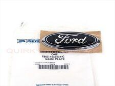 1999-2004 Ford F250 F350 F450 F550 Super Duty Rear Blue Tailgate Emblem OEM NEW