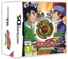 BEYBLADE METAL MASTERS NIGHTMARE RE DS NINTENDO NUOVO ITALIANO 3DS 2DS + OMAGGIO