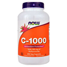 NOW C-1000   Dietary Supplement - 250 Capsule