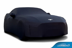 Coverking Moda Stretch Custom Car Cover for 2010-2020 Ford Mustang with Logo