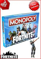 MONOPOLY FORTNITE EDITION BOARD GAME -SAME DAY DISPATCH