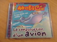 pc/mac cd-rom mobiclic n° 56 octobre 2003 les construction d'un avion