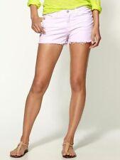 NWT J Brand  Low Rise Cut-Off Denim Shorts in Lilac Sz 30 $158