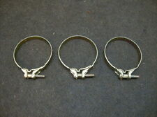 12 2012 TRIUMPH TIGER 800 XC (ABS) INTAKE MANIFOLD CLAMPS #Y15