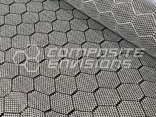 Carbon Fiber/Innegra Hybrid Fabric Honeycomb 3k 50