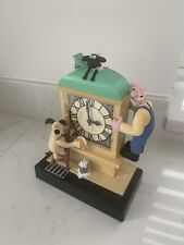 More details for 1989 wallace and gromit alarm clock in good working order