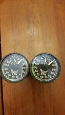 BEECHCRAFT PERCENT RPM TACHOMETER INDICATOR P/N 101-384159-7