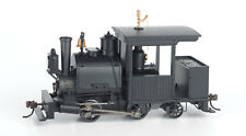 Escala 0n30 - Locomotora de Vapor Porter 0-4-2 iletrado Digital - 28299 NEU