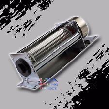 "2pcs 5"" Cross Flow Car Stereo Amplifier Cooling Fan Marine Audio RV CPU SUV 12V"