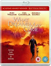 What Dreams May Come [Blu-Ray] [Region B/2] New