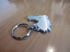Horse Face Aluminium Key chain