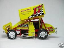 # 17G Ricky Logan RC2 Sprint Car -- 1/24th scale
