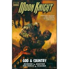 Moon Knight - Volume 3 God & Country Hardcover - Marvel