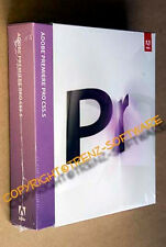 Adobe Premiere Pro CS5.5 englisch Windows Box, kein Download - incl. MwSt CS 5.5