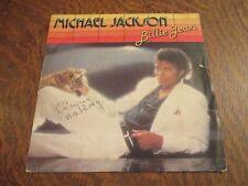 45 tours MICHAEL JACKSON billie jean