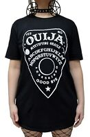 Luna Cult Ouija Planchette T Shirt kill Gothic Occult Witchcraft Star Moon