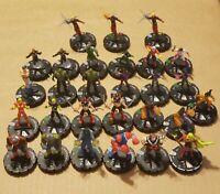 Heroclix Galactic Guardians Lot 28 Adam Warlock Blood Brother Charlie-27 & More!