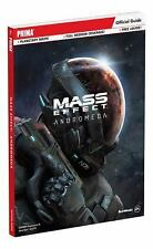 Mass Effect: Andromeda: Prima Official Guide Prima Games, Tim Bogenn NEW SEALED!