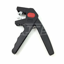 HAND HELD SEMI AUTOMATIC WIRE STRIPPER & CUTTER FOR INSULATED CABLES 0.75 - 16mm