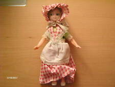 """Vintage Collector Doll. Roughly 7 3/4 """"high."""