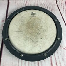 "8"" Remo Weather King Gray Tunable Practice Pad Drum"