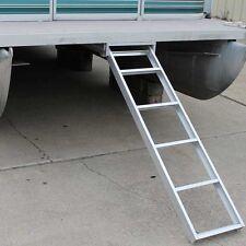 Under Deck Mount 5 Step Pontoon Ladder. Tracker, Bennington, Premier, Harris
