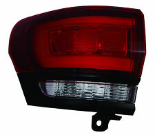 FITS JEEP GRAND CHEROKEE 2014 2015 SRT 8 LEFT DRIVER TAIL LIGHT TAILLIGHT LAMP