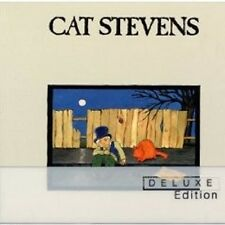 "CAT STEVENS ""TEASER AND THE FIRECAT"" 2 CD DELUXE NEU"